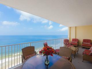 Amazing Gulf Front 2 Bedroom at Ocean Reef - Panama City Beach vacation rentals