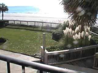 1st Floor Oceanfront Myrtle Beach Condo Rental with a Pool - Myrtle Beach vacation rentals