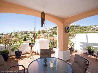 Terrace - Luxury 4 bed townhouse - Benahavis - rentals