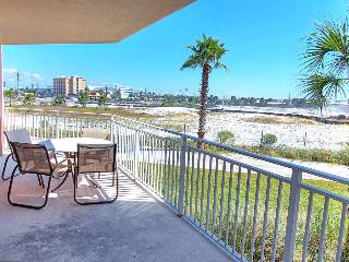 Waterscape 131-A-AVAIL 8/20-8/27**2BR/2.5 BA**Exterior Patio-Okaloosa-Book Online! - Fort Walton Beach vacation rentals