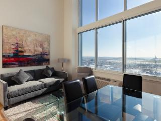 Sky City at Liberty view I- 2 bedroom duplex - Jersey City vacation rentals