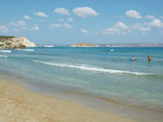ONLY 5 MIN.WALK FROM CRYSTAL WATER SANDY BEACH - Almyrida vacation rentals