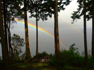 Loony Hollow on Dabob Bay, Hood Canal, Olympic Peninsula - Quilcene vacation rentals