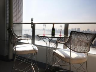 Beautiful Tokyo Bay, Odaiba, Ginza, Mt. Fuji view1 - Tokyo vacation rentals