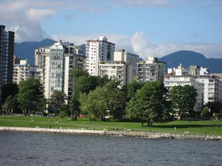 Choice West End Condo with View of English Bay - Vancouver vacation rentals