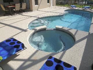 Jasmine's Luxury Villa - South Facing Pool & Spa - Kissimmee vacation rentals