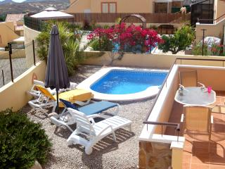 Villa Marissa is a luxury 2 bed Villa with Pool - Zurgena vacation rentals