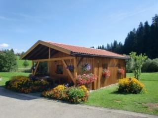 Idyllic holiday home in the Bavarian Forest in Röhrnbach - 40 sqft, quiet location, bright, cozy furnished - Untergriesbach vacation rentals