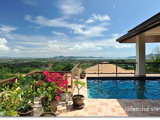 5 BDR Luxury seaview pool villa near Big Buddha - Chalong Bay vacation rentals