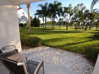 Vista Verde East 4-129  1st floor Isla condo - Spectacular golf course view! - Saint Petersburg vacation rentals