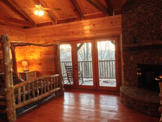The Bears Den - Townsend vacation rentals