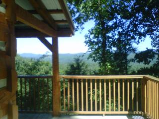Mountain Memories 2 BR Log Cabin - Townsend vacation rentals
