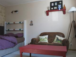 Le Pied a l'Etrier - Equestrian chic studio Chantilly - Chamant vacation rentals