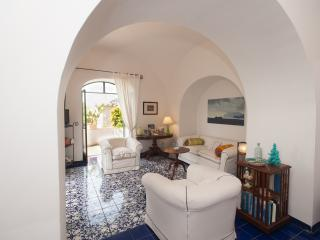 Casa Giardino in Positano,garden,terrace,sea view - Positano vacation rentals