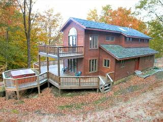 Peace, quiet and a marked hiking trail to the  is good! - West Virginia vacation rentals
