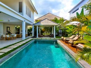 Luxury Tropical Modern 2 bedroom villa in Seminyak - Bali vacation rentals