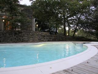Villa with swimming pool in South Ardèche - France - Valgorge vacation rentals