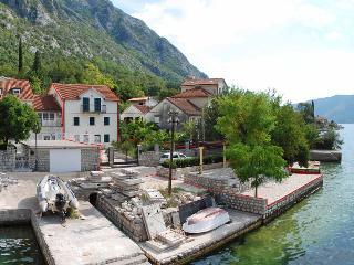 Rent A First Line Villa  - Boka Bay Fjord - Krasici vacation rentals