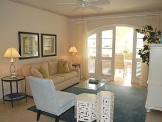 Living Room - Beautiful grounds within easy reach of the Beach. - Porters - rentals