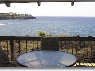 Kanaloa at Kona 3203 2 bedroom + loft oceanfront - Kailua-Kona vacation rentals