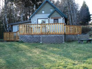 Chateau lawnhill Cottage - Tlell vacation rentals