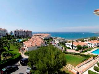 Balmins 457 with seaview, balcony and pool - Sitges vacation rentals