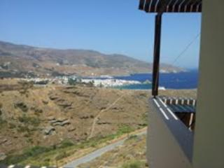 Ideally located, with a gorgeous view of Chora -Andros and sea. - Andros vacation rentals