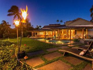 Fairways South #15 overlooking the ocean & golf course with wraparound lanai & pool - Mauna Lani vacation rentals