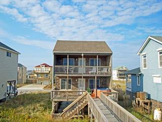 KD2033- OCEAN BREEZE; OCEANFRONT HOME W/ HOT TUB! - Kill Devil Hills vacation rentals