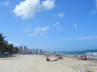 San Juan Ocean Park  Beach Apartment - San Juan vacation rentals