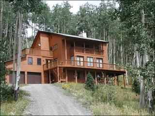 Rustic, Pet-Friendly Home - Quality, Economical Accommodations (1394) - Crested Butte vacation rentals