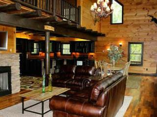 Private, Elk River, fishing, wifi, click book tab - Butler vacation rentals