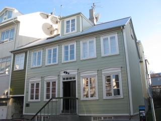 Perfect location. 3 bdr apartment 2nd floor  CITY CENTER - Mosfellsbaer vacation rentals