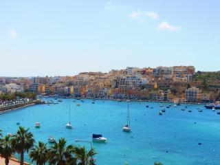 Seaview apartment, close to beach and promenade - Marsascala vacation rentals