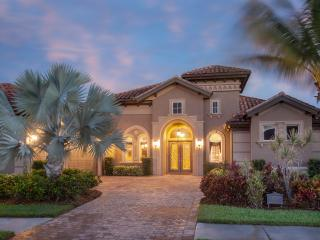 Elegant Designed Estate Home with amazing view - Naples vacation rentals