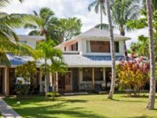 Las Ballenas Front beach villa - Las Terrenas vacation rentals