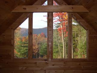 Romantic, Secluded Craftsman style cabin minutes f - Blue Ridge vacation rentals