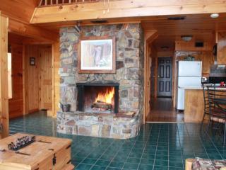 Peckerwood Knob Sunrise Cabin; Mntns of SE Oklahom - Octavia vacation rentals