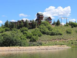Timber Moose - Largest private log cabin in USA - Heber City vacation rentals
