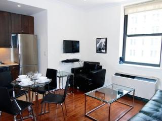 Luxurious and Tranquil 1 Bedroom Apartment 8G ~ RA42935 - Weehawken vacation rentals