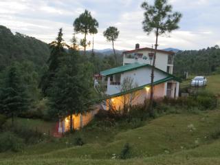 Devdar Lodge, at Foothill City, Dwarson, Ranlkhet - Uttarakhand vacation rentals