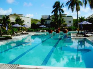 3 Bedroom Townhouse in beautiful beachfront condo. - Gros Islet vacation rentals
