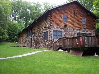 Large Modern Cabin with Hot Tub Tucked in Woods - Monticello vacation rentals