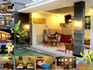 LEGIAN / SEMINYAK - New 2 Bedroom Villa - Sol - Bali vacation rentals