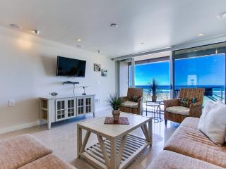 Stunning OCEAN FRONT Retreat!!! - Pacific Beach vacation rentals