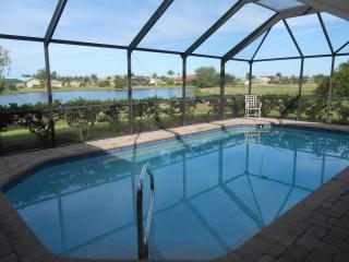 Cape Coral Heated Pool Home on the Golf Course - Florida South Central Gulf Coast vacation rentals