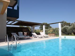 SUPERB VILLA-3 OVERLOOKING SEA AND GOLF COURSE - Afandou vacation rentals