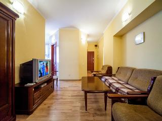 3rooms center of Kiev,Basseynaya, near Khreschatyk - Ukraine vacation rentals