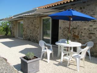 Converted Stone Barn - Saint-Claud vacation rentals