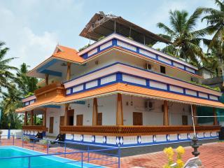 Aji's Luxury villa with swimming pool and sea view - Kerala vacation rentals